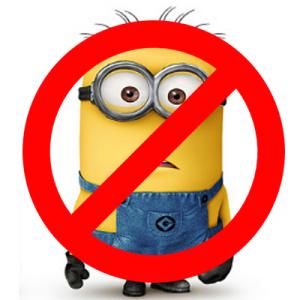 I Don't Like Minions